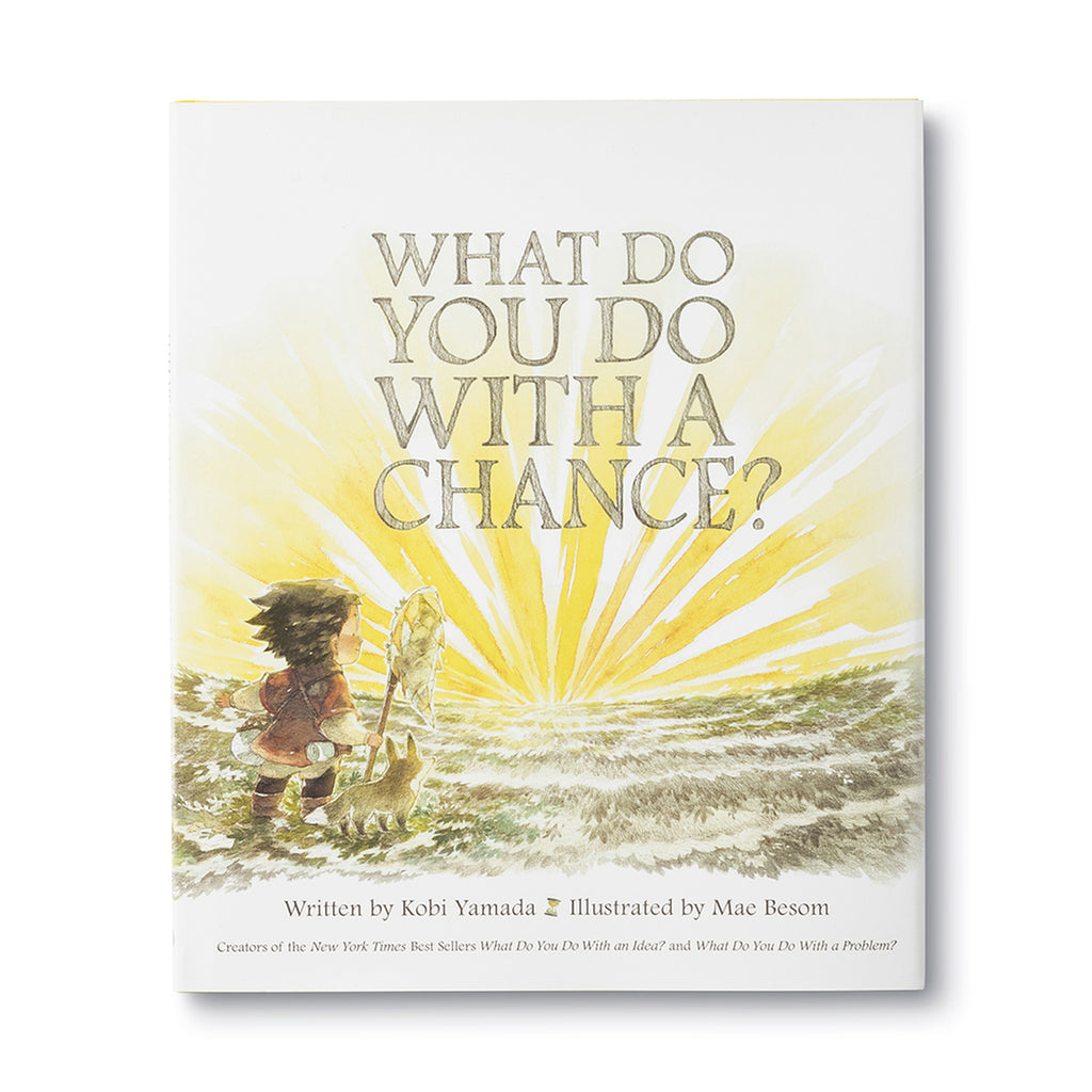 Children's Book - What Do You Do With A Chance