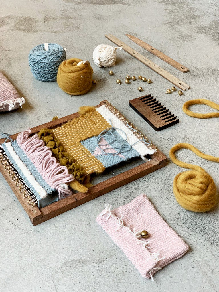 Numero 74 Creative Weaving Kit - Joy