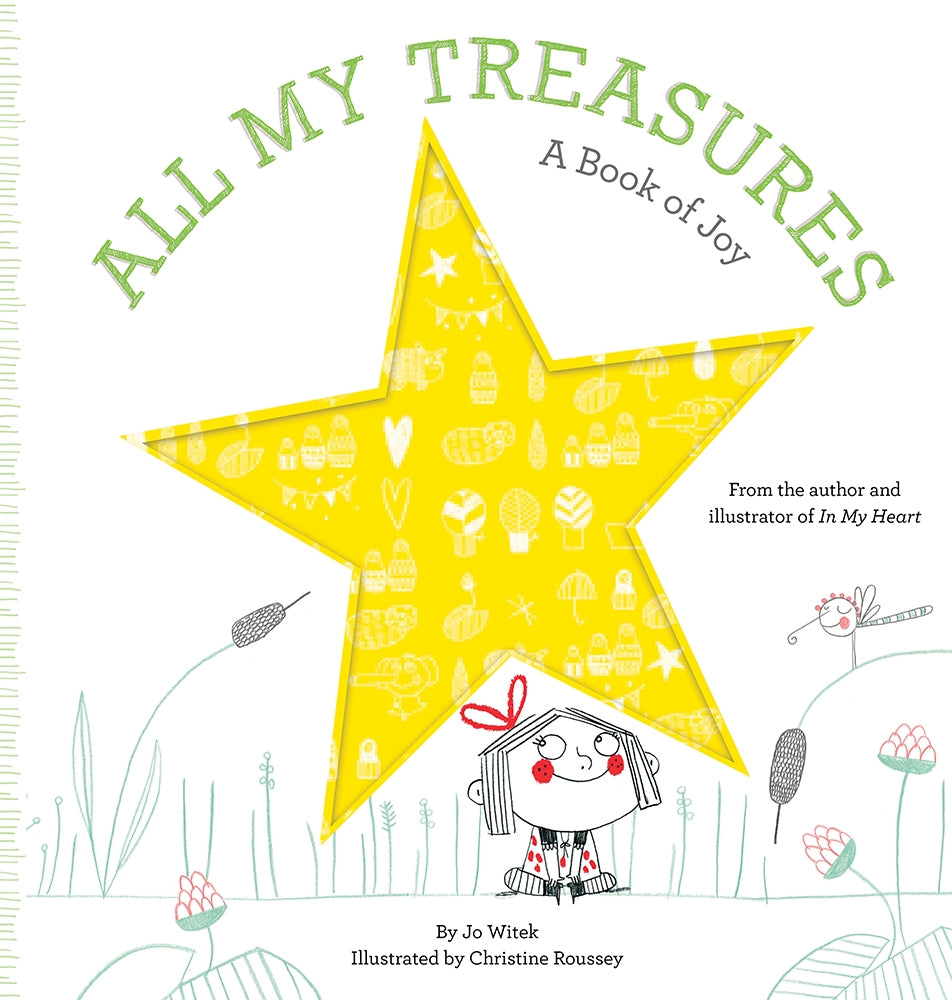 Children's Book - All My Treasure: A Book of Joy