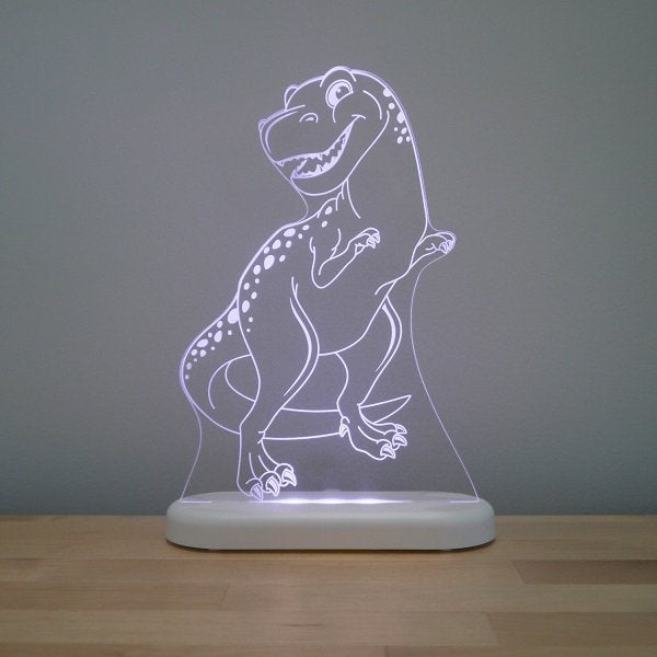 Aloka LED Sleepy Light T Rex