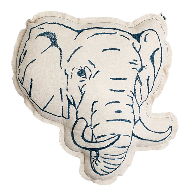 Numero 74 Animal Cushion Elephant