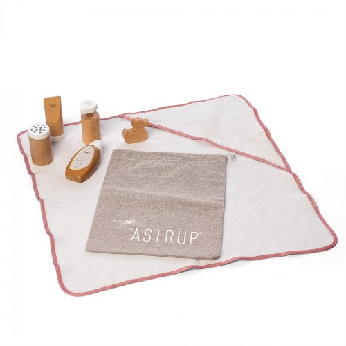 Astrup Doll Bathing Set - 7 piece