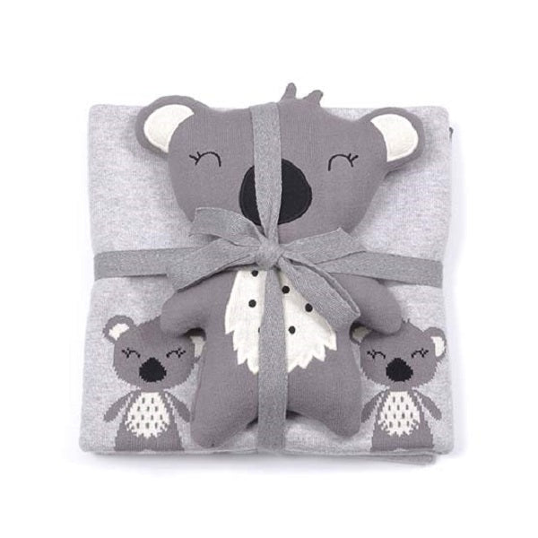 Koala Baby Gift Set Blanket and Toy