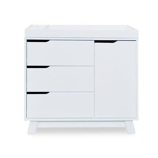 Babyletto Hudson Changer and Dresser White