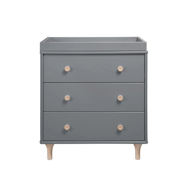Babyletto Lolly Changer and Dresser Grey