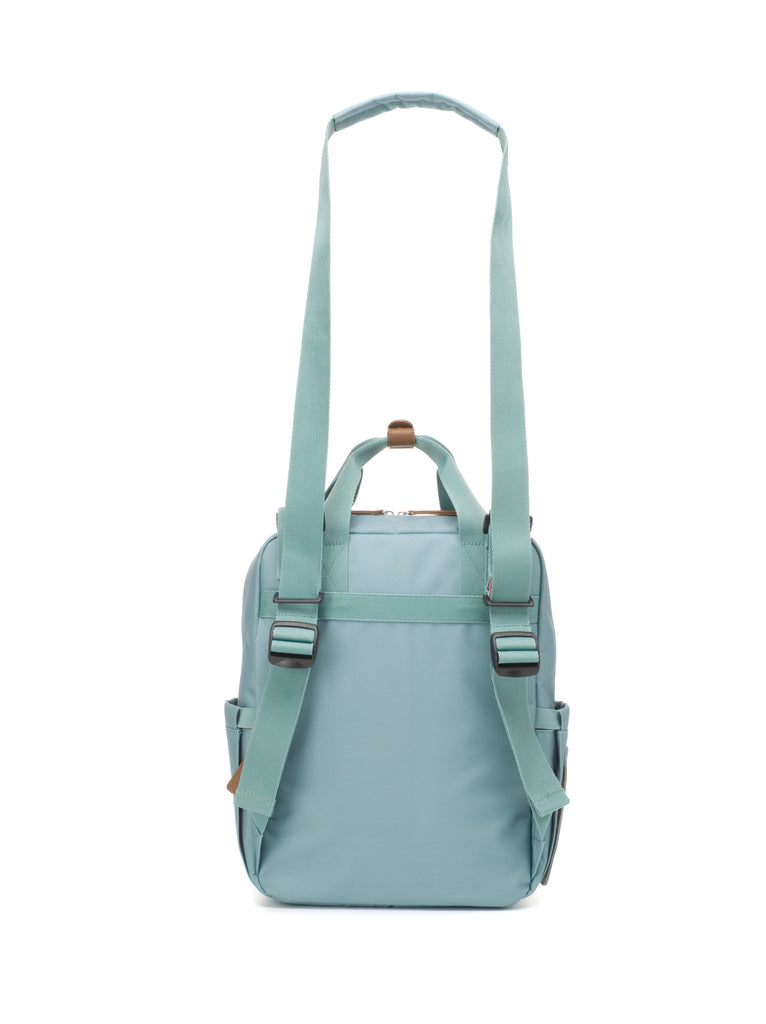 Babymel Nappy Bag - Georgi Eco Aqua