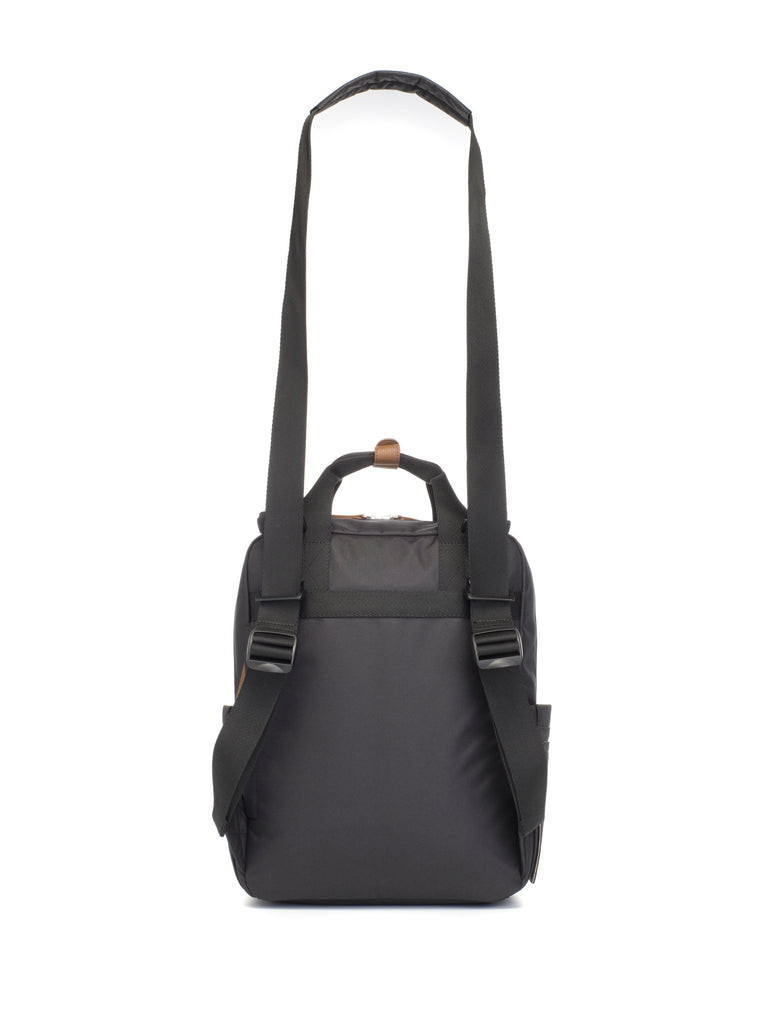 Babymel Nappy Bag - Georgi Eco Black