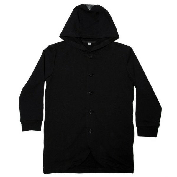 Band of Boys Hooded Cardigan Black