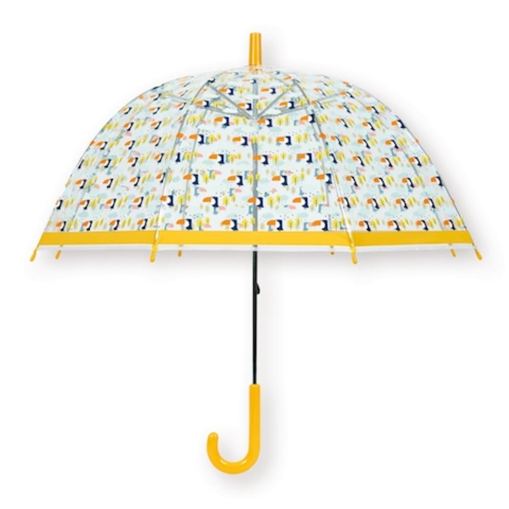 Bandjo Kids Umbrella - Toucan Yellow