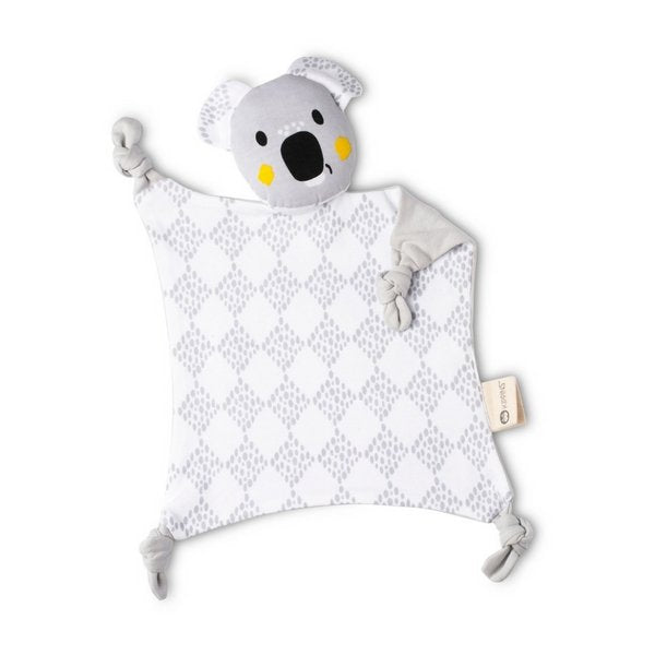 Kippins Baby Toy and Comforter Banjo Kippin