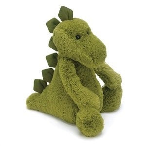 Jellycat Bashful Dino Dinosaur Medium