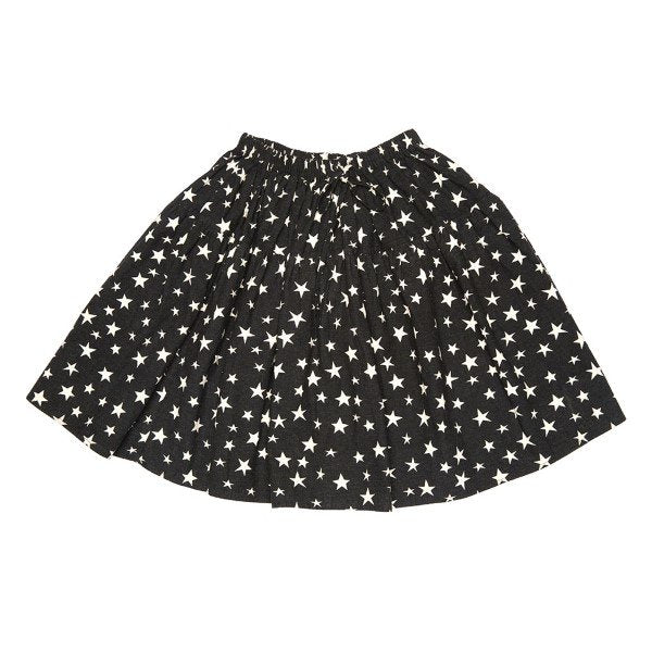 The Story Of Mary J Star Skirt Black
