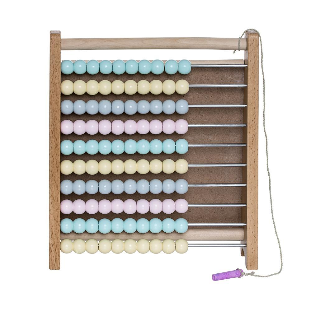 Bloomingville Kids Abacus and Chalkboard