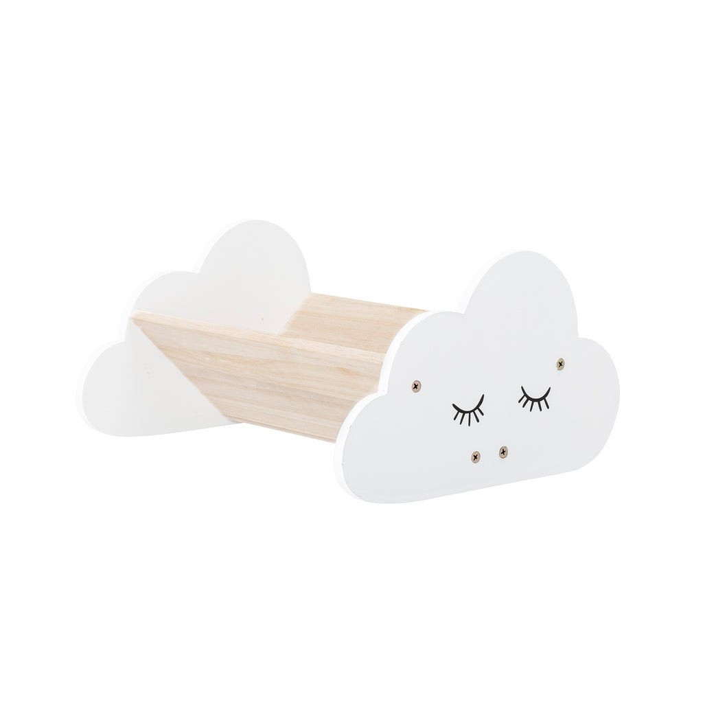 Bloomingville Mini - White Cloud Bookcase