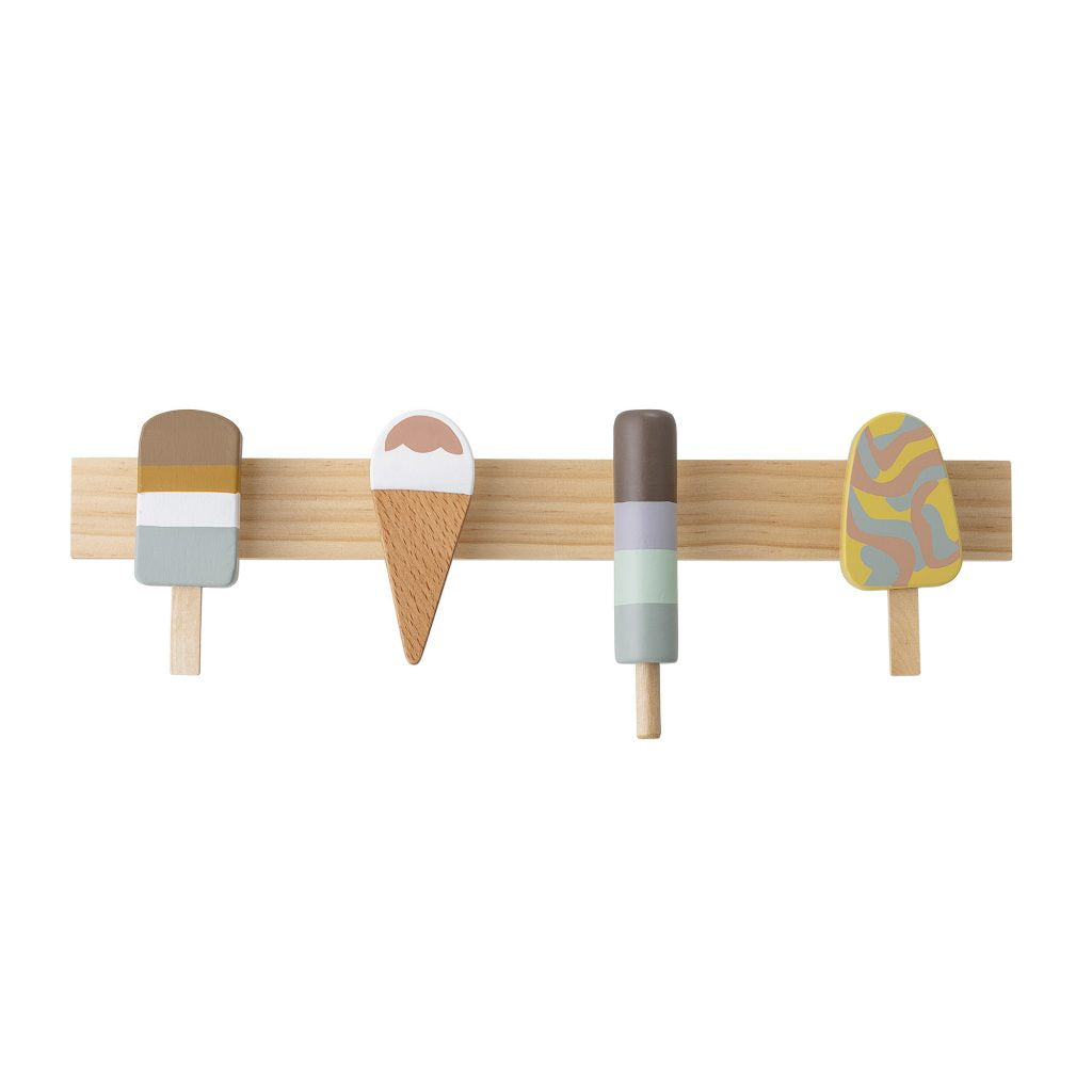 Bloomingville Mini Ice Cream Wall Hooks