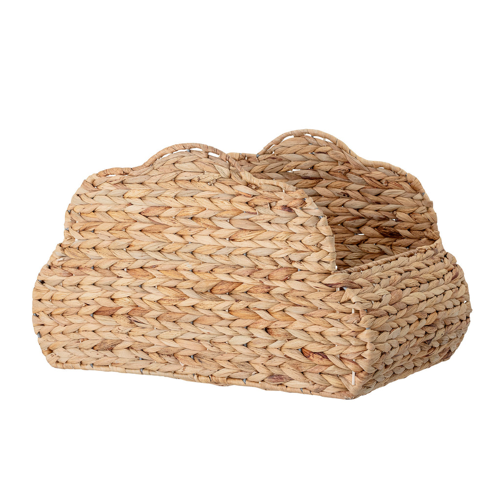 Bloomingville Mini - Woven Cloud Storage Basket