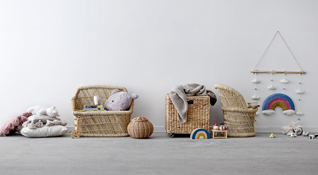 Bloomingville Mini - Kids Bamboo Sofa