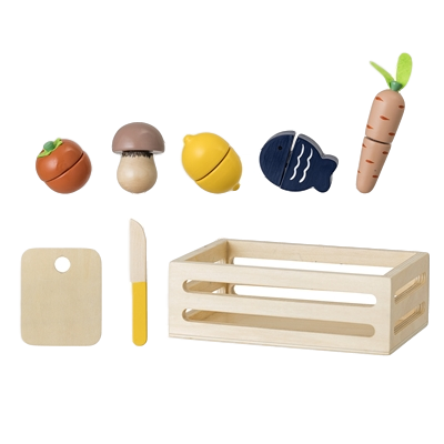 Bloomingville Mini - Food Play Set