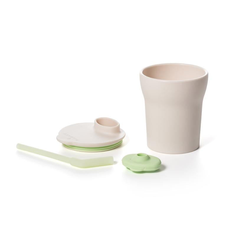 Bonnsu Miniware Sippy Cup Set - Cup, Straw, Lid