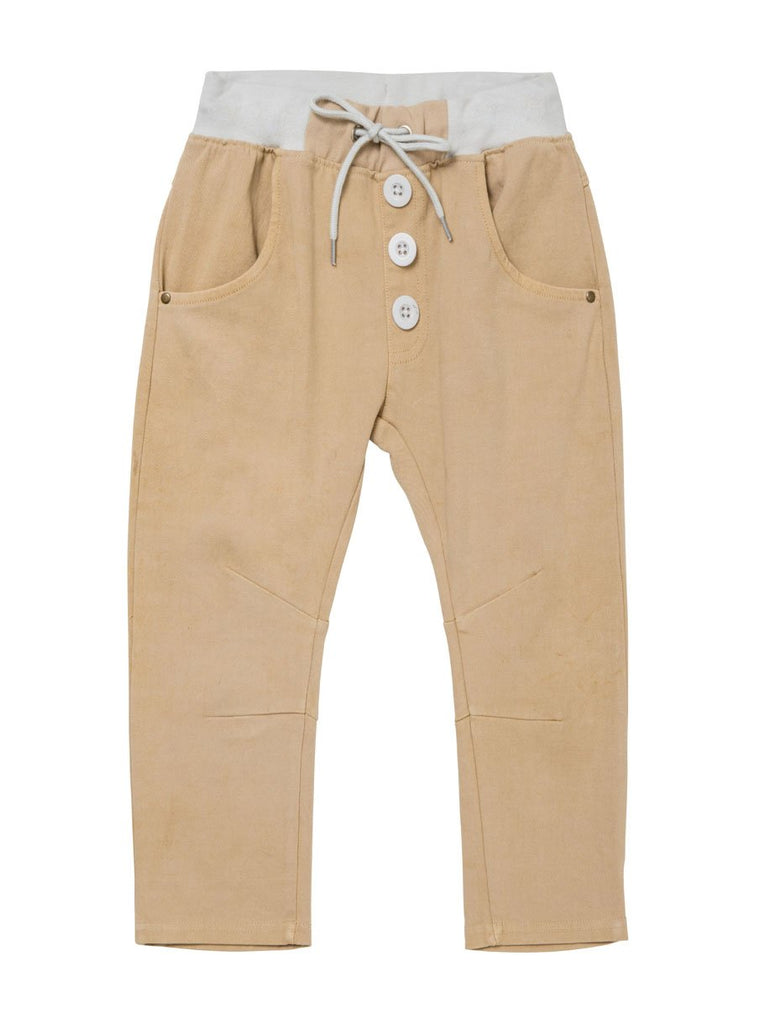 Boys Sculpted Caramel Jeans