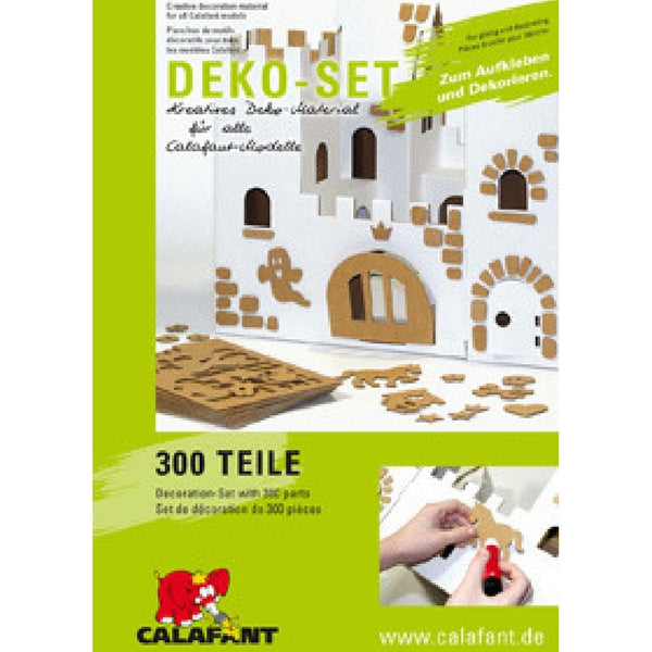 Calafant Art Craft Toy Level 3 Palace