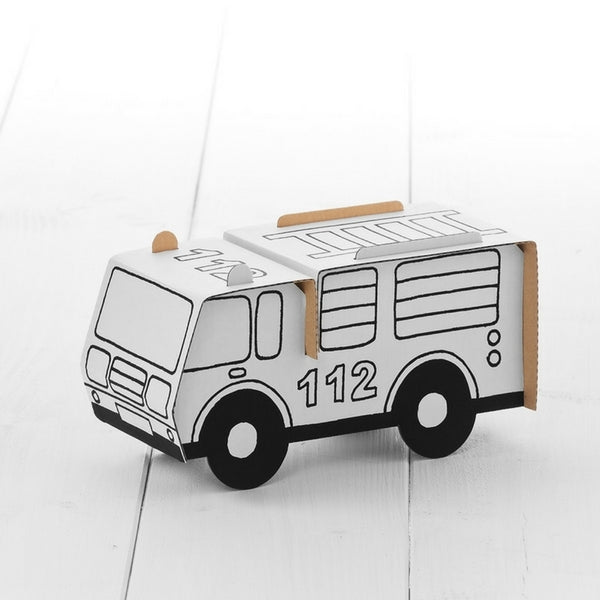 Level 1 Fire Engine