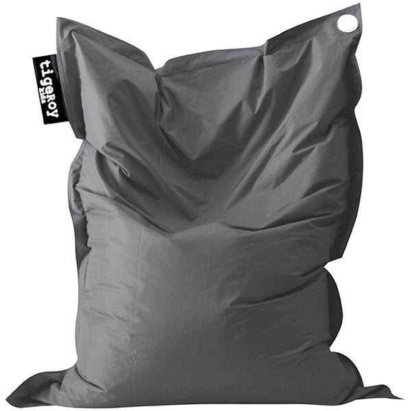 Indoor and Outdoor Beanbag Charcoal