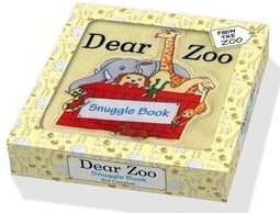 Children's Book - Dear Zoo Snuggle Book