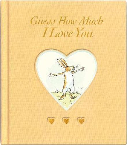 Children's Book - Guess How Much I Love You