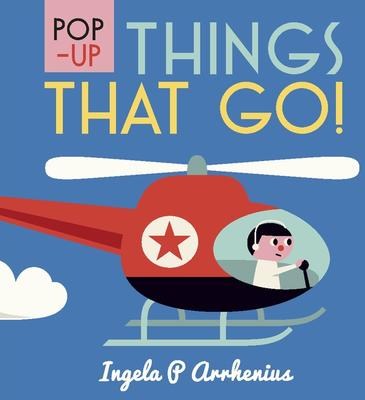 Children's Book - Pop Up Things That Go
