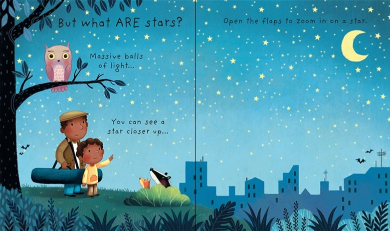Children's Book - What Are Stars?
