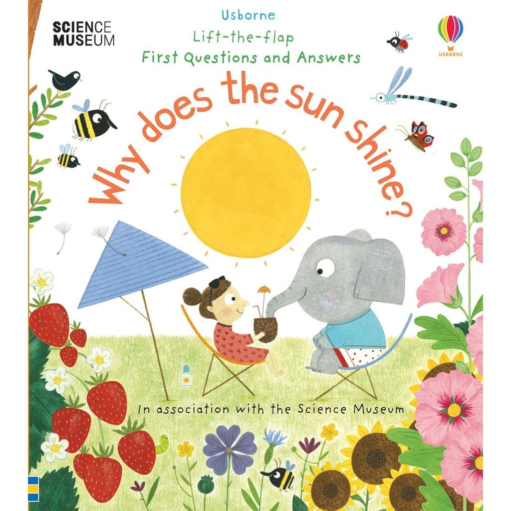 Children's Book - Why Does The Sun Shine?