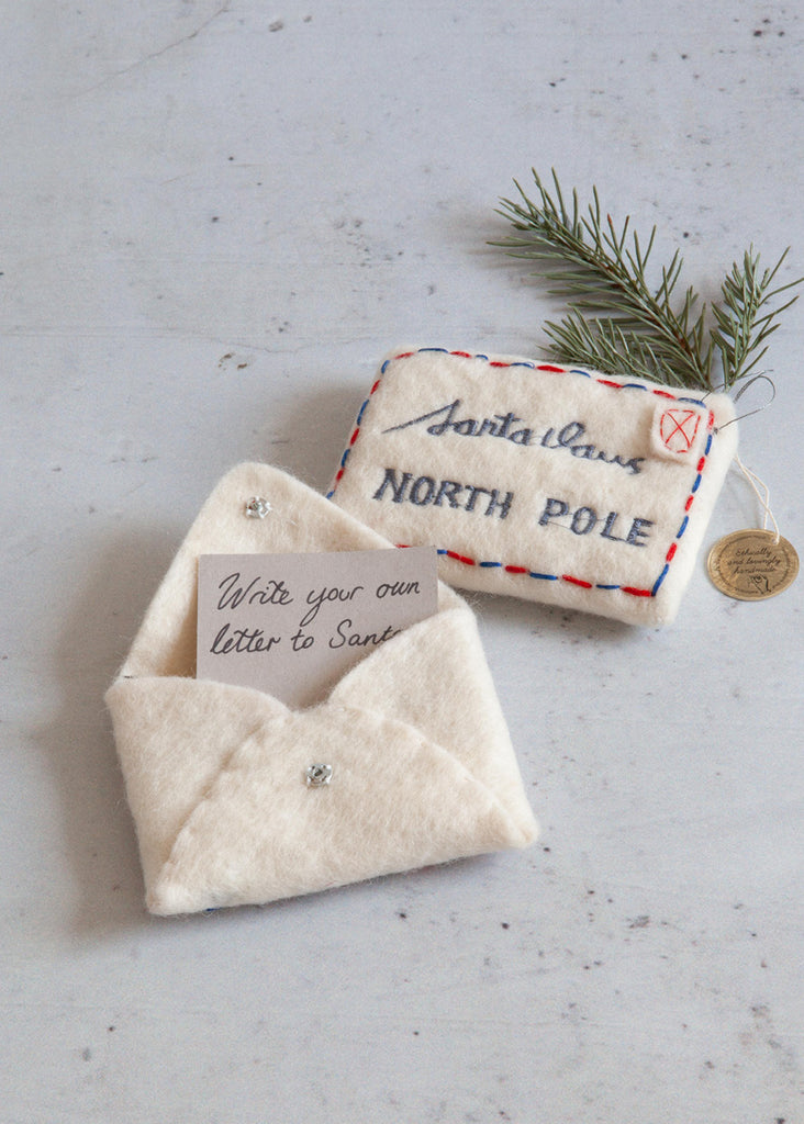 Christmas Decorations - Letter to Santa