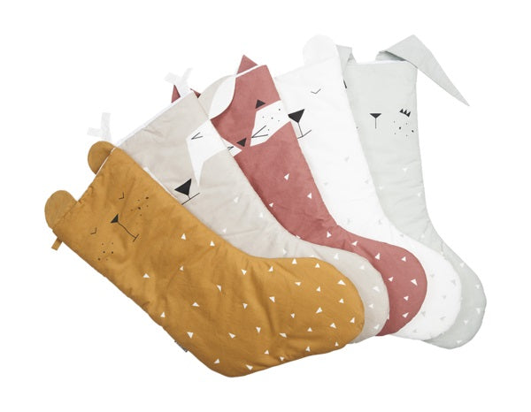 Fabelab Christmas Stocking Polar Bear