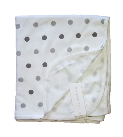 Huckleberry Lane Cotton Swaddle Wrap - Big Dots
