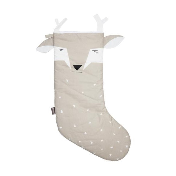 Fabelab Christmas Stocking Deer