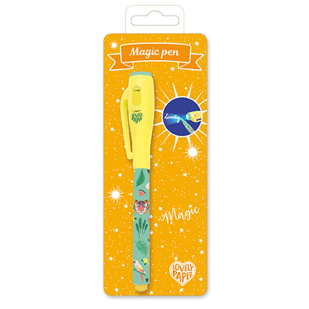Djeco Kids Stationery - Caroline Animal Magic Pen