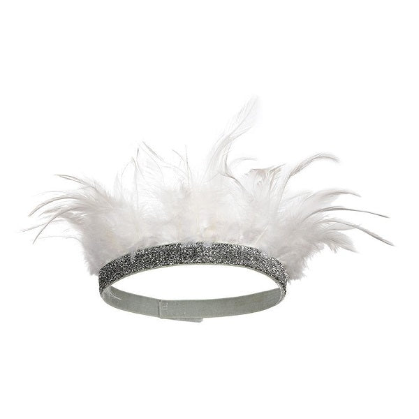 Dress Up Feather Crown