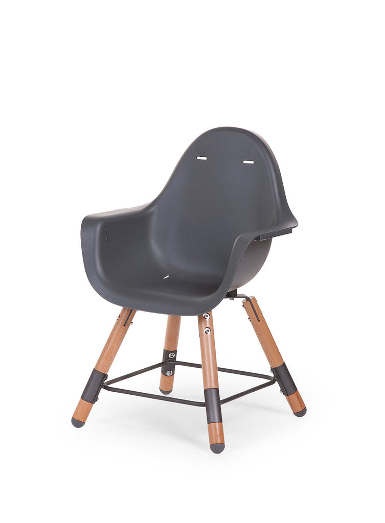 Evolu 2 High Chair Grey