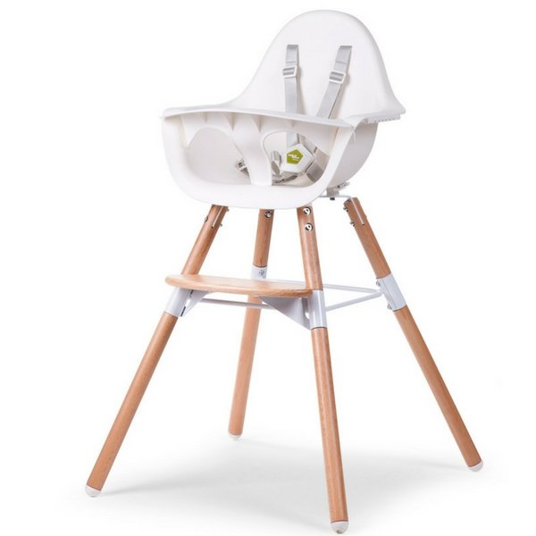 Evolu 2 High Chair White