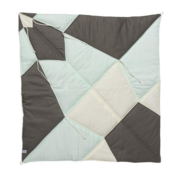 Fabelab Play Fold Blanket, Playmat Jade Mint