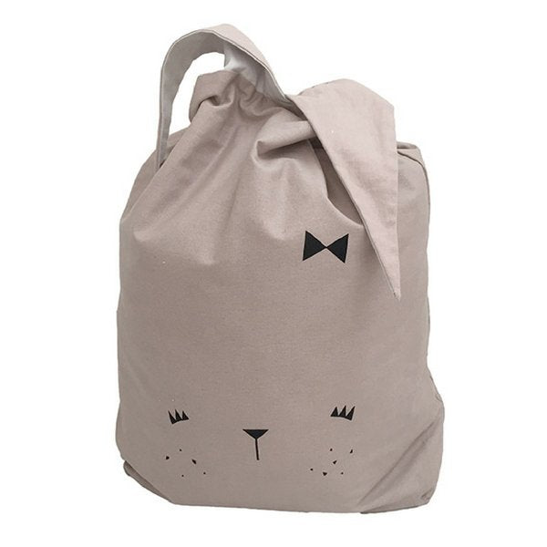 Fabelab Canvas Storage Bag Bunny