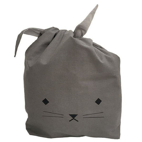 Fabelab Canvas Storage Bag Cat