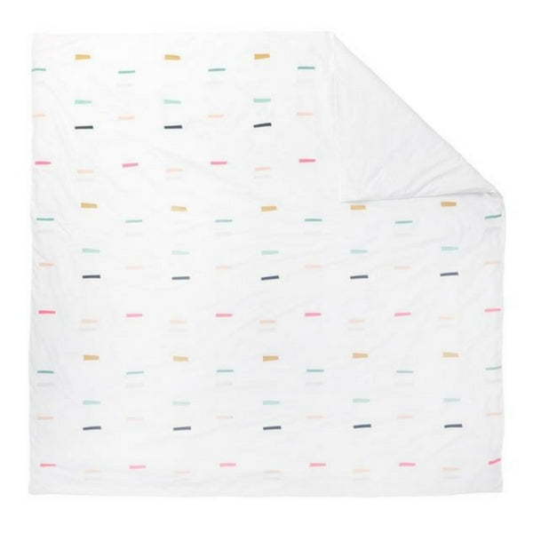 Feliz Thread Lightly Series 2 Organic Doona Cover