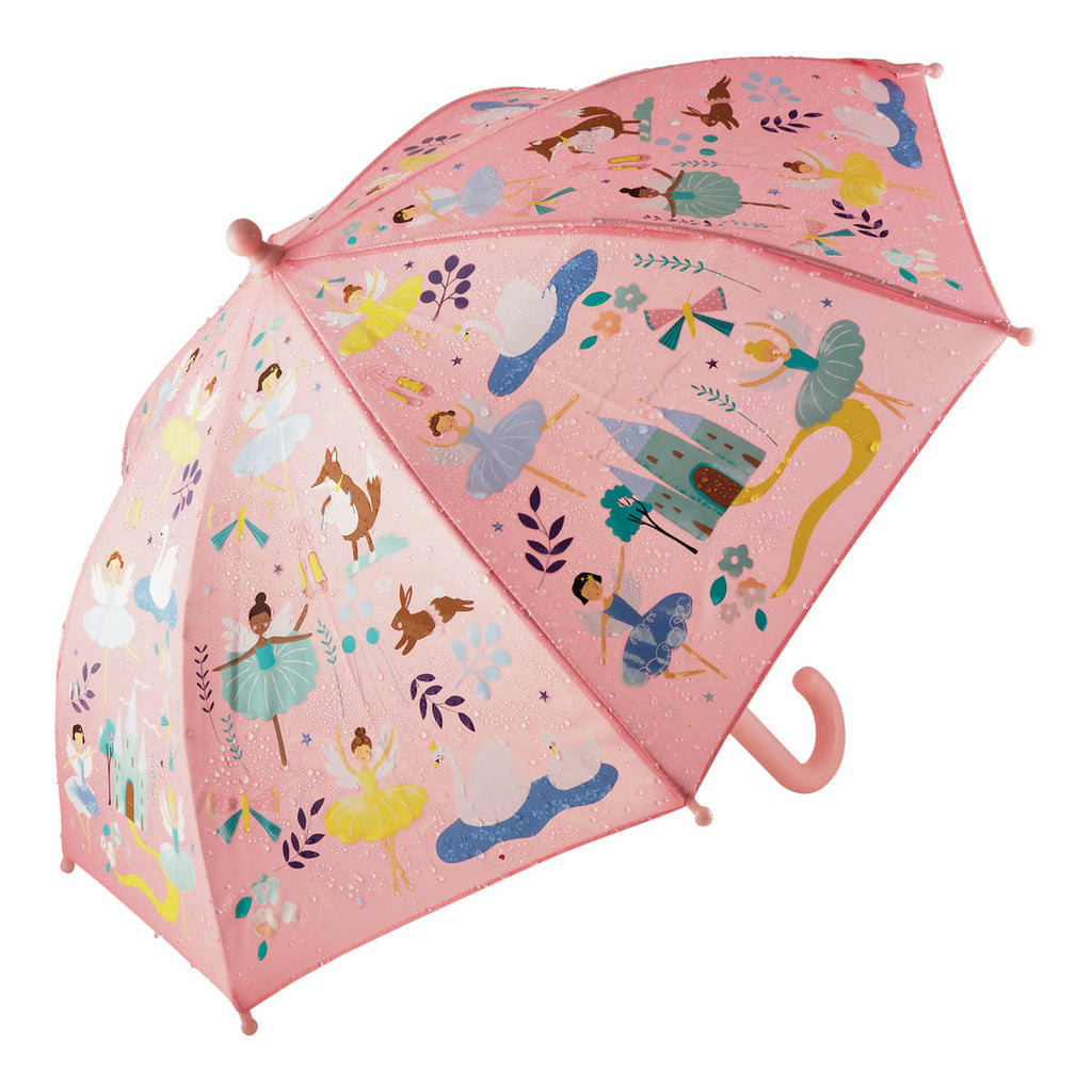 Floss & Rock Colour Changing Umbrella - Enchanted