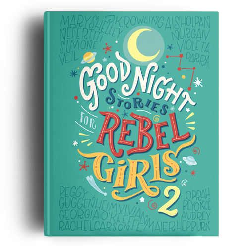 Children's Book Good Night Stories for Rebel Girls 2