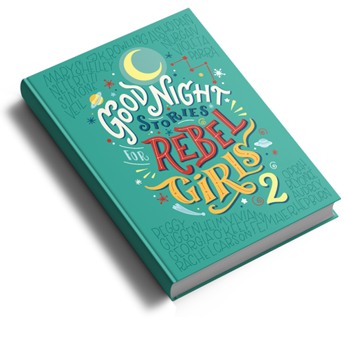 Children's Book Good Night Stories for Rebel Girls 3