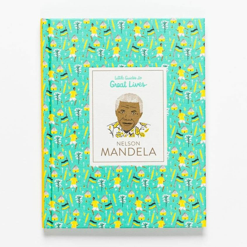 Little Guides to Great Lives - Nelson Mandela