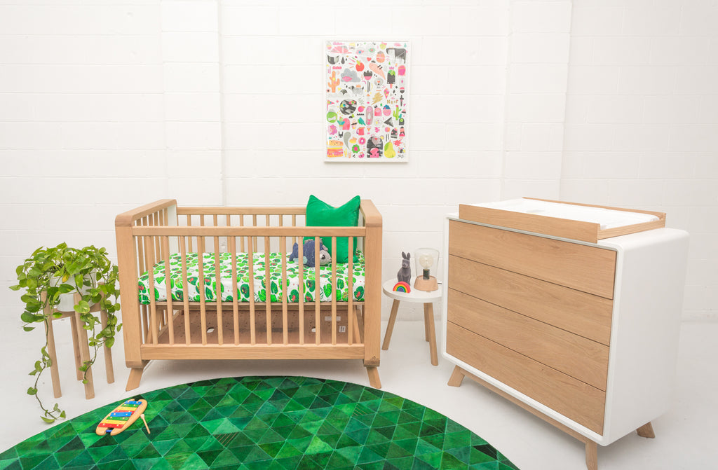 Green Cathedral Keiko Cot