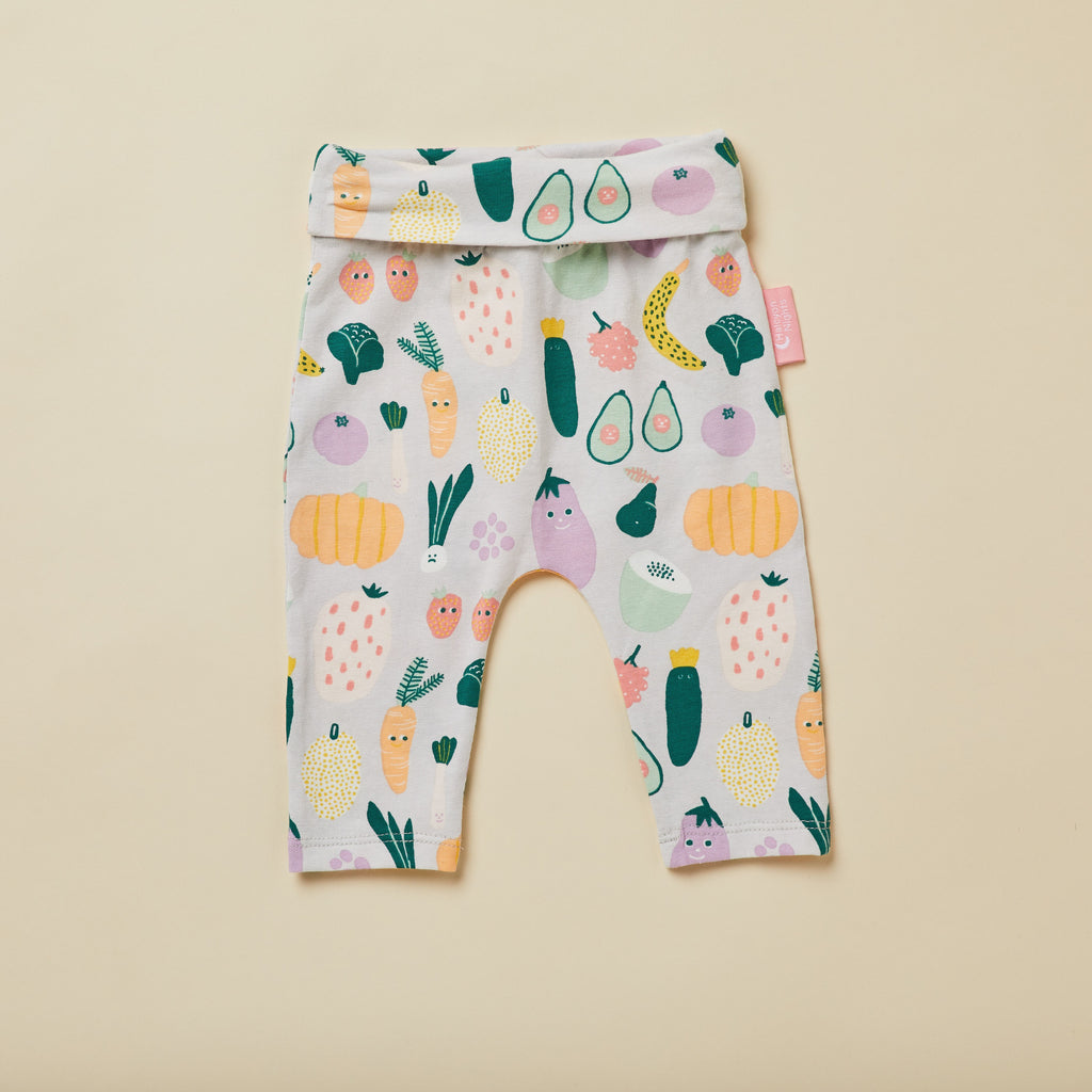 Halcyon Nights Baby Clothes  - Winter Garden Baby Leggings